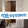 Mamparas enrollables para duchas y bañeras