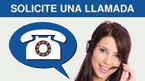 Solicite una llamada