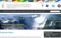CMS Plone CIC Plata (5 países de Sudamérica)
