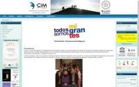 CMS Plone CIM UHU (Huelva)