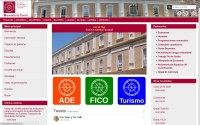 CMS Plone Facultad Empresariales y Turismo (Huelva)