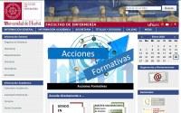 CMS Plone Facultad Enfermería (Huelva)