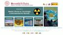 Diseño web Máster Nuclear Universidad de Huelva