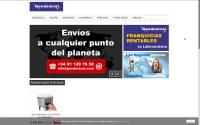 Multitienda online Prestashop Geodesical (Madrid)