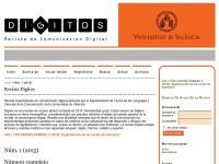 OJS Revista Dígitos (Valencia)