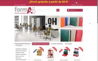 Tienda online Prestashop FormA4 Huelva