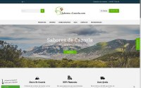 Tienda online Prestashop Sabores de Cazorla (Jaén, Córdoba)
